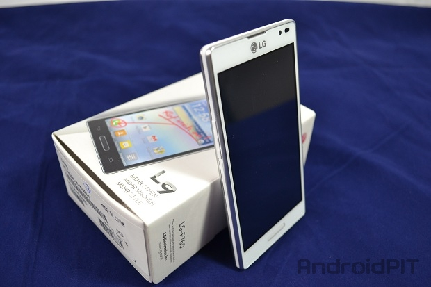 LG Optimus L9: rilasciata la distribuzione per l'aggiornamento Jelly Bean V20b TIM.