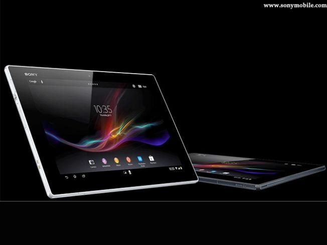 Xperia Tablet Z si aggiorna migliorando la velocità del proprio launcher
