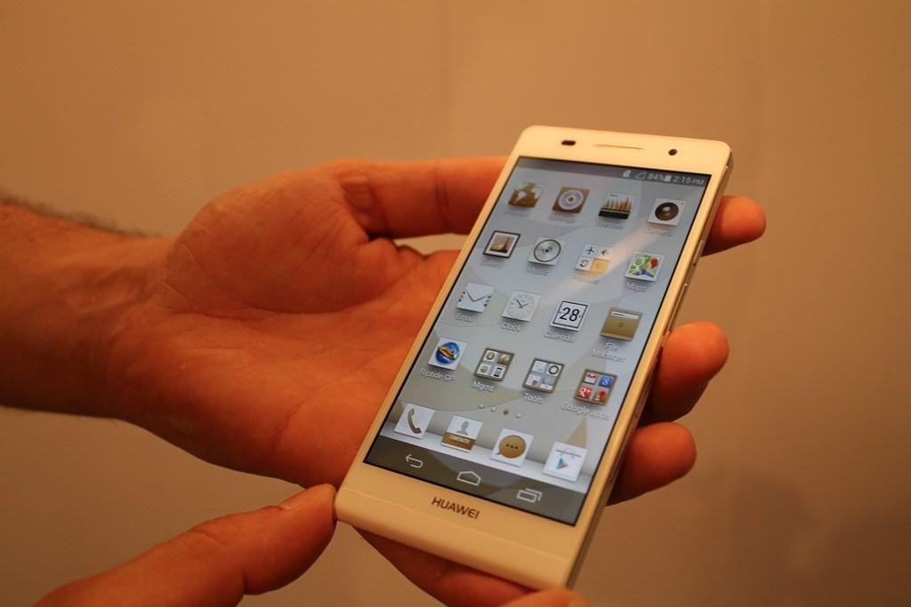 Huawei presenta il nuovo Ascend P6: in Italia dal 5 luglio a 399€