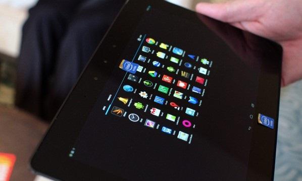 Intel mostra il primo tablet con piattaforma Silvermont