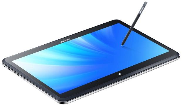 Presentato ufficialmente Samsung Ativ Q con Android 4.2.2 e Windows 8