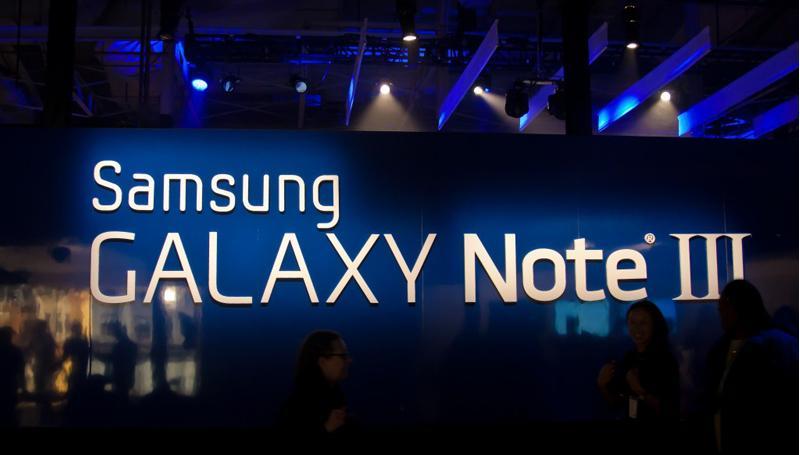 In rete una prima foto scattata dal nuovo Galaxy Note 3