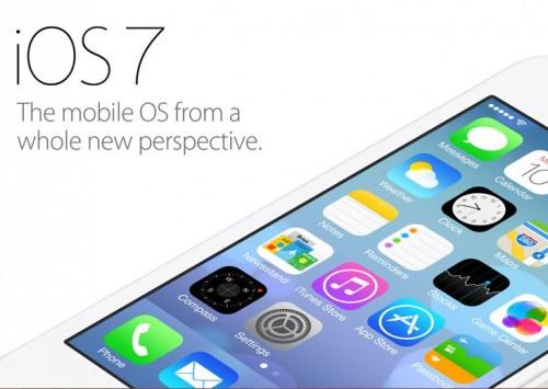 iOS 7 beta 1 rilasciato agli sviluppatori ecco i link per il download