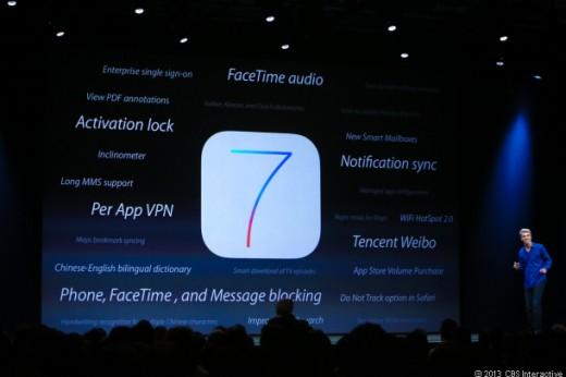 Il WWDC, forse, ha svelato come sarà il nuovo melafonino