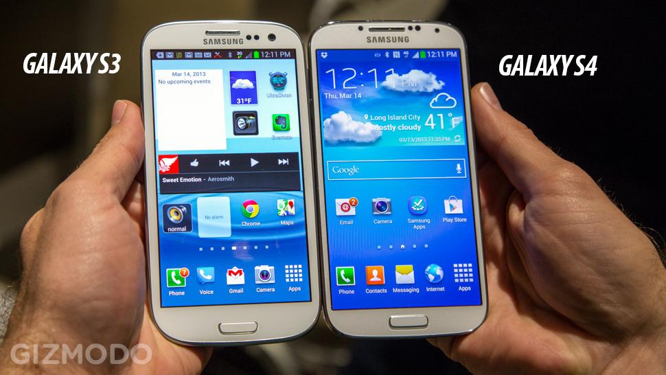 Calo di vendite per Galaxy S4