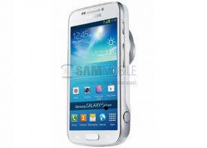 Samsung Galaxy Zoom ecco l'immagine leaked in rete