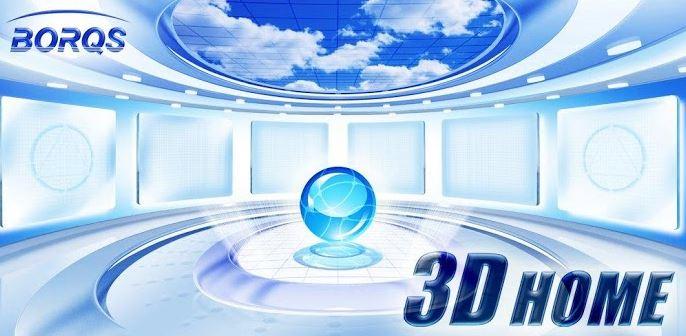 "3D Home: una casa ""alternativa"" per Android"