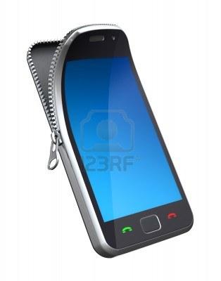 Chiudi la lampo ti vedo il telefono… Vexia presenta il suo Zippers Phone.