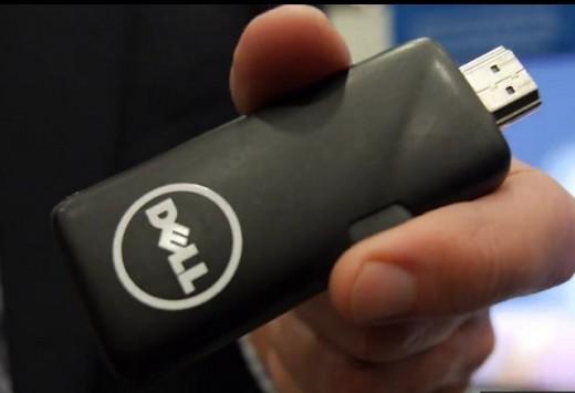 Dell inizia la distribuzione di Project Ophelia: un dongle HDMI con Android