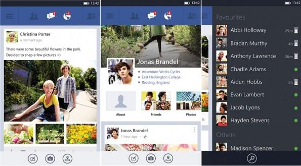 Arriva Facebook 5.0 per Windows Phone: l'app completa