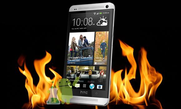 Come fare overclock HTC One da 1.7 GHz a 2.16 GHz.