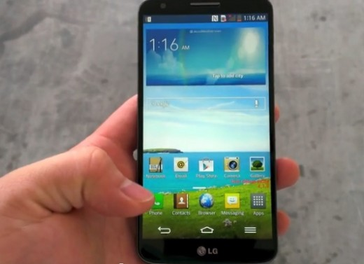 LG G2: arriverà in America agli inizi di Settembre