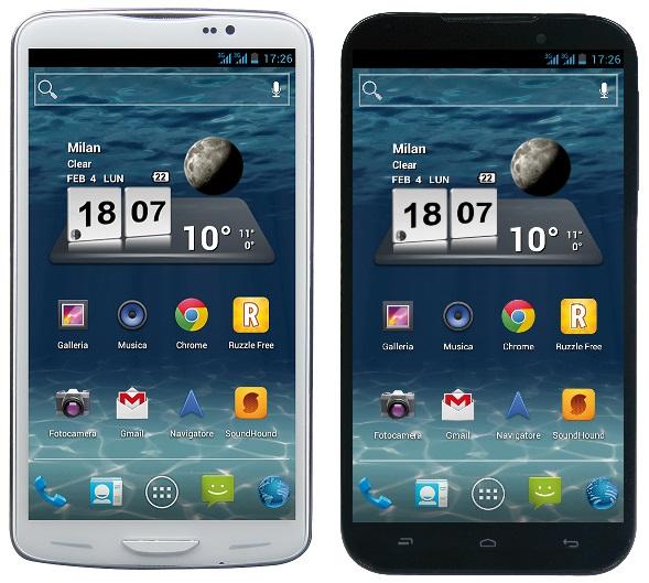 In arrivo due nuovi phablet della Mediacom: PhonePad Duo S550 e S650