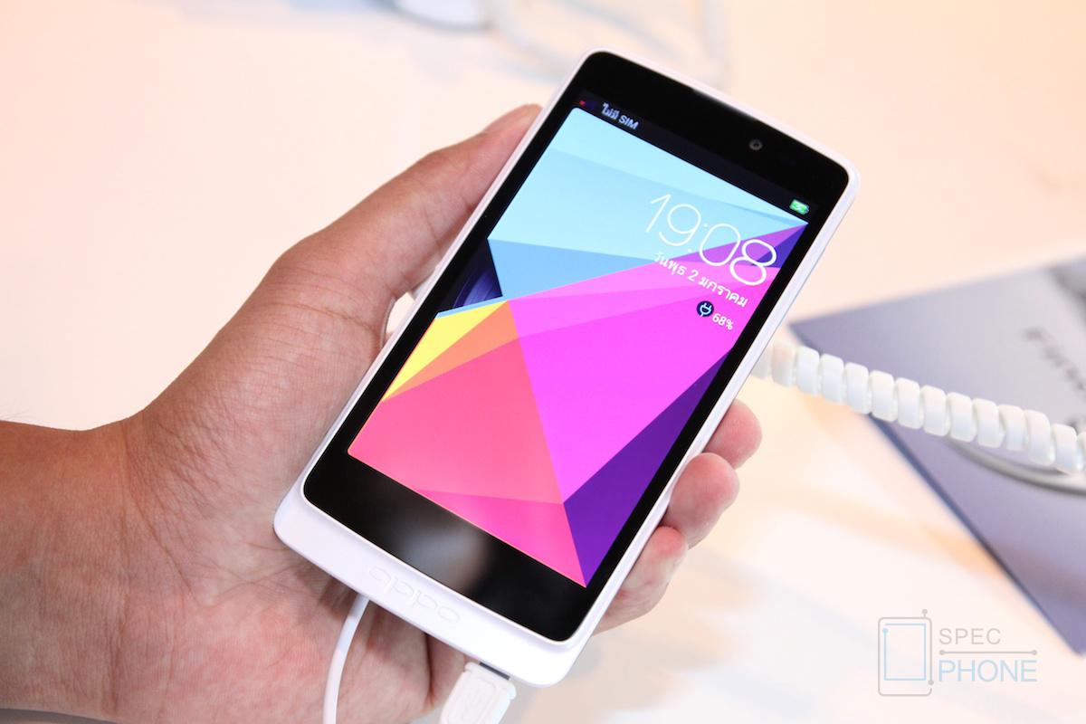 OPPO Find Clover: telefono Dual-SIM e CPU Snapdragon a quattro cori
