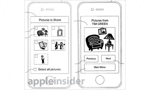 Un nuovo brevetto Apple per condividere contenuti multimediali durante una chiamata