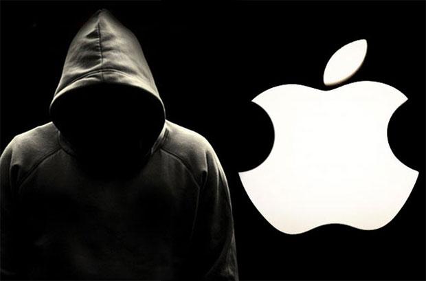 Attacco hacker contro l'Apple in realtà è un esperimento. Il video di Ibrahim Balic