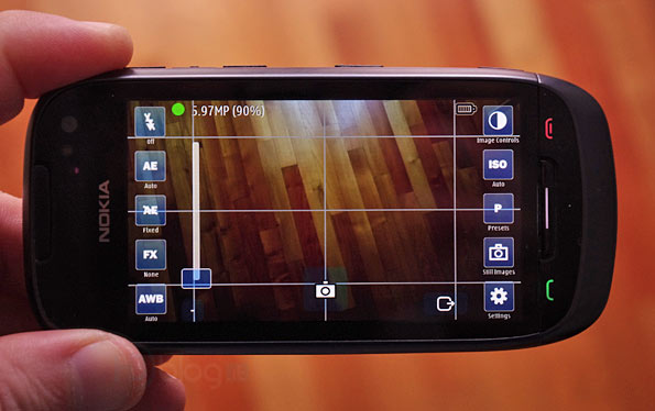 CameraPro Qt 3 si aggiorna alla versione 3.4.1 per Symbian