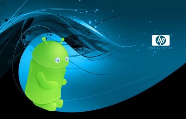 Hp: pronta ad un nuovo smartphone Android unico nel suo genere