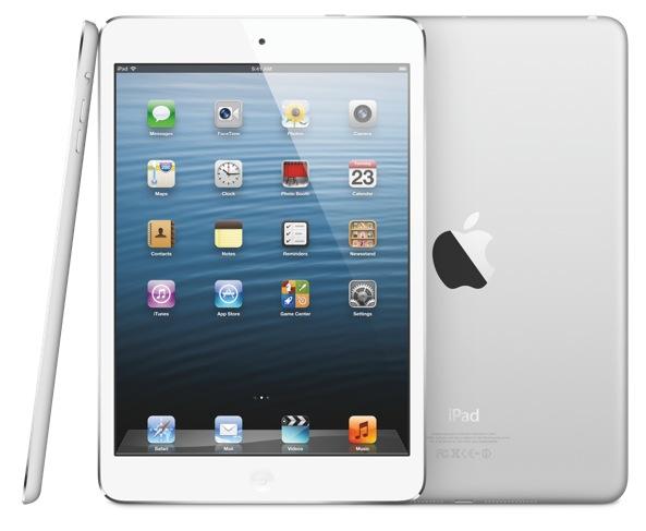 """Possibile aggiornamento della tecnologia """"touch"""" con iPad 5"""