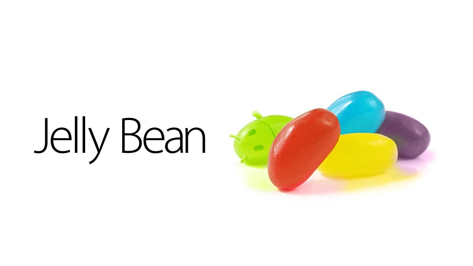 E' ufficiale: Jelly Bean è la versione più diffusa di Android