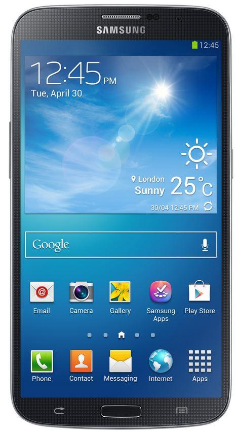 Samsung Galaxy Mega: in arrivo anche in Italia a 599€