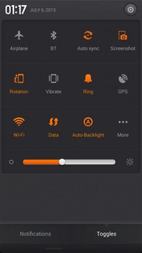 ROM MIUI V5 arriva anche per HTC ONE