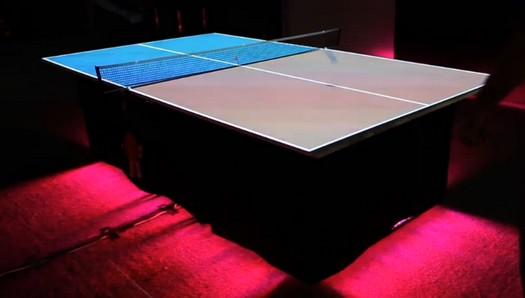 Un Ping Pong High-Tech? Possibile grazie al Motion-Tracking (video)