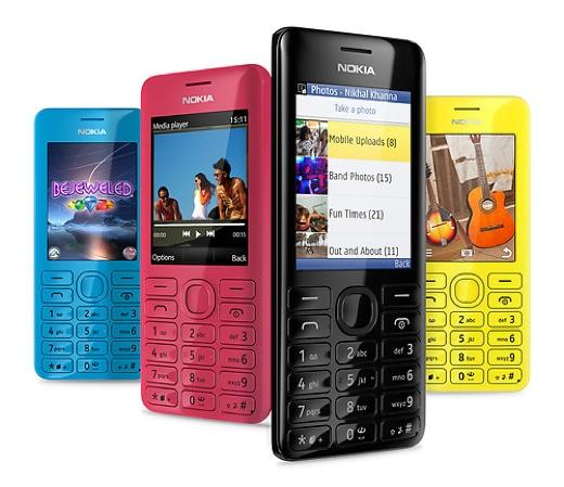 Rilasciato il nuovo aggiornamento per Nokia 206 e 206 Dual Sim