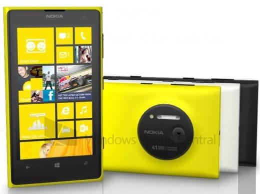 Nokia Lumia 1020 sarà il primo WP8 con 2GB di RAM