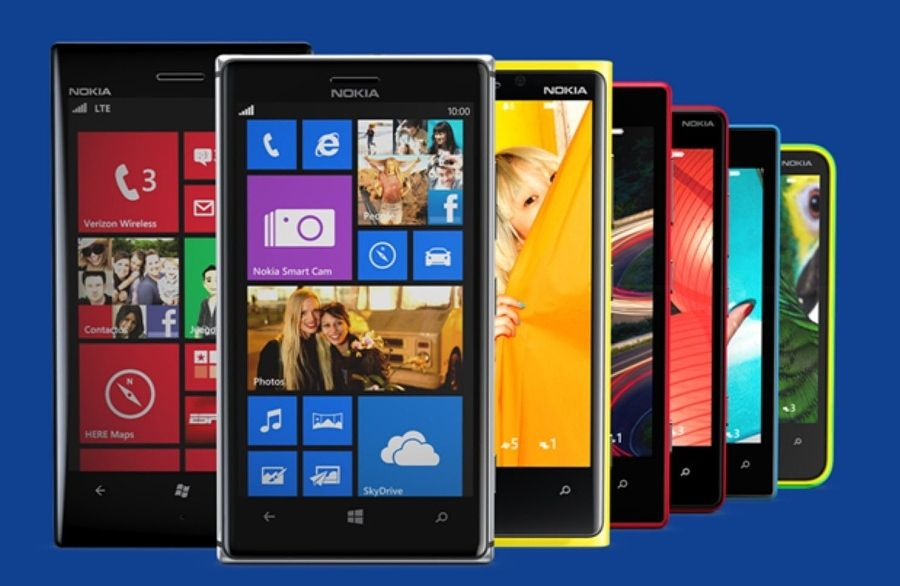 La serie Lumia supera le vendite di Blackberry