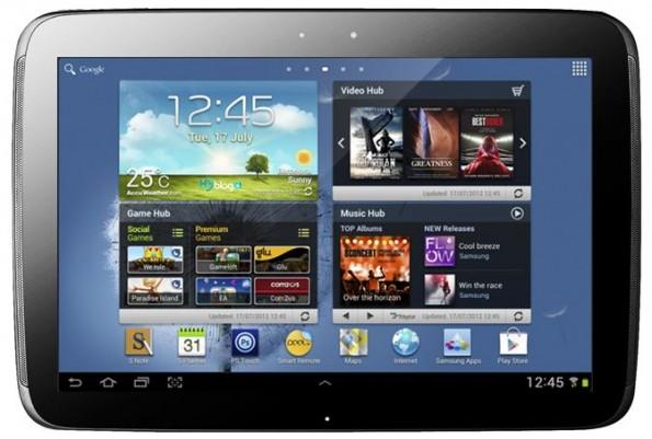 Samsung annuncia il Galaxy Tab 3 Plus: un tablet con risoluzione 2560×1600 e chip ARM 11