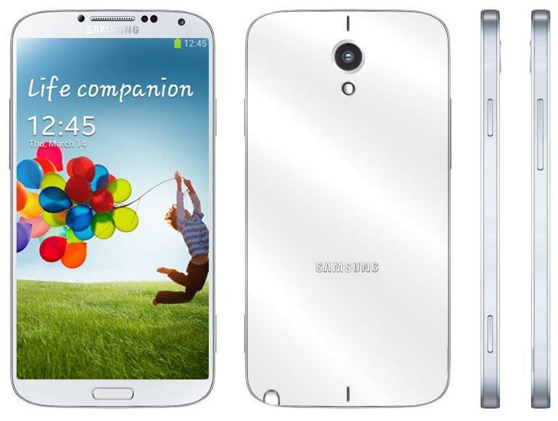 Samsung Galaxy Note III: novità sul display