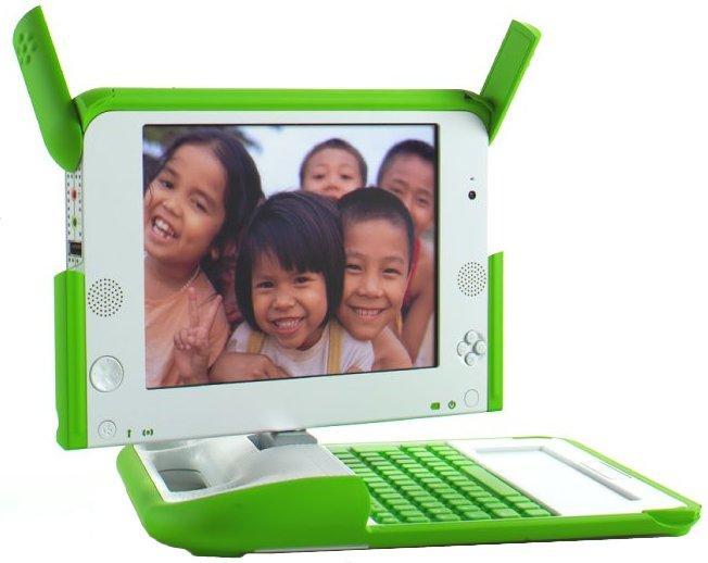 Un laptop per l'istruzione,OLPC e il suo tablet non profit.Cosa ne pensate?