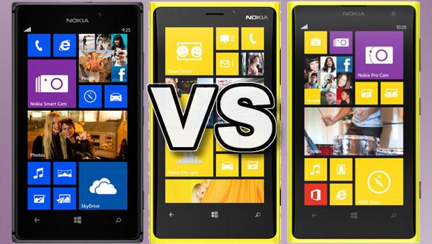 Nokia Lumia 1020 vs Lumia 925 vs Lumia 920: test foto low-light