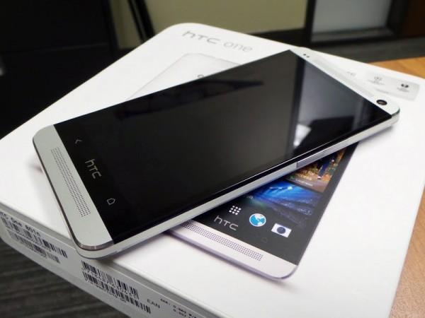HTC One max, conferme sul sensore biometrico.