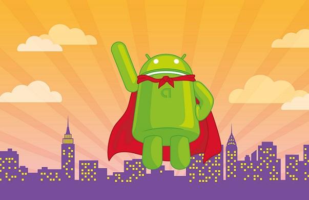 Android: l'80% degli smartphone è con l'O.S di Google