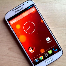 Galaxy S4 G.E. riceve Android 4.3