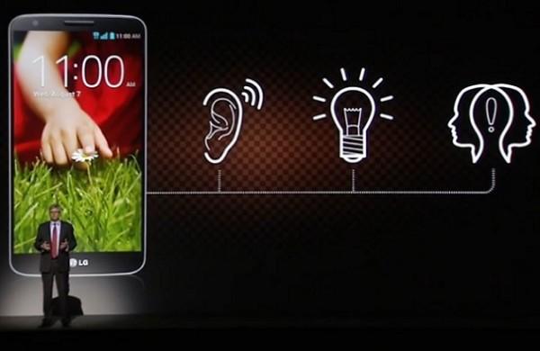 LG G2: KnockON, Guest Mode, Slide Aside e tant'altro nella UI di LG