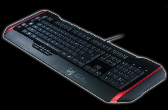 Nel mondo delle tastiere Gaming debutta la Genius GX Manticore (video)