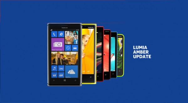 Aggiornamento Amber per Nokia Lumia 620 versione Vodafone