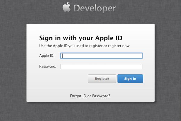 Apple: risolto il bug del Dev Center