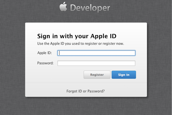 Apple: risolto il bug del Dev Center