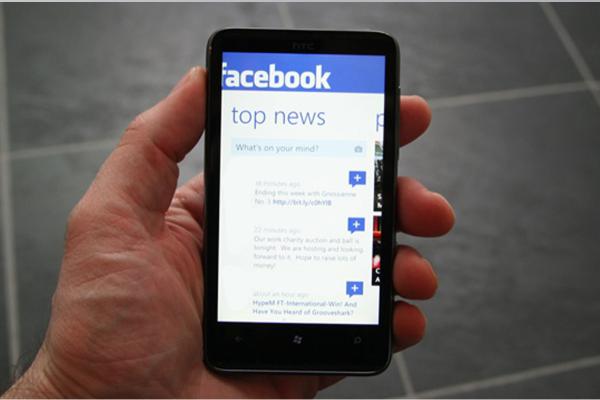 Windows Phone 8: Versione 5.1.0.1 di Facebook Beta
