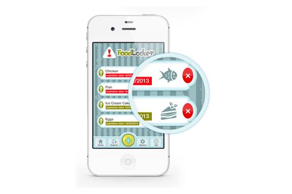 FoodLocker: un aiuto hi-tech per la dispensa