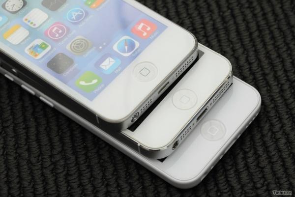 Ecco il primo versus fotografico tra: iPhone 5, iPhone 5S ed iPhone 5C