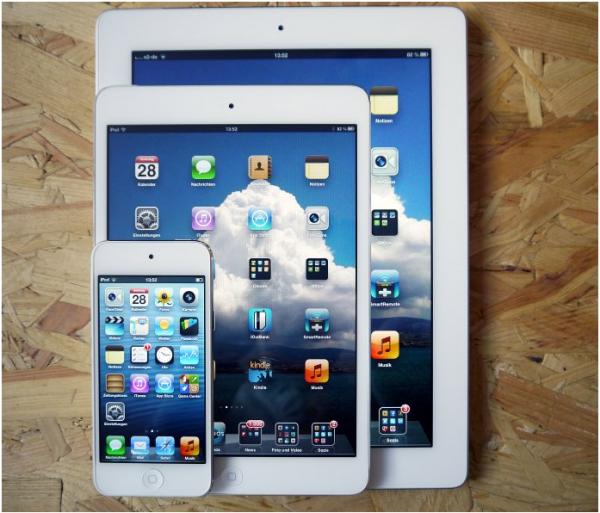 Mini retina per iPad, due modelli in arrivo a Natale secondo Bloomberg e Insider
