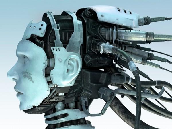 """L'uomo del futuro? Un """"cyborg"""" di stile!"""