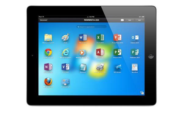 Parallels Access, Applicazioni Windows e Mac su iPad!