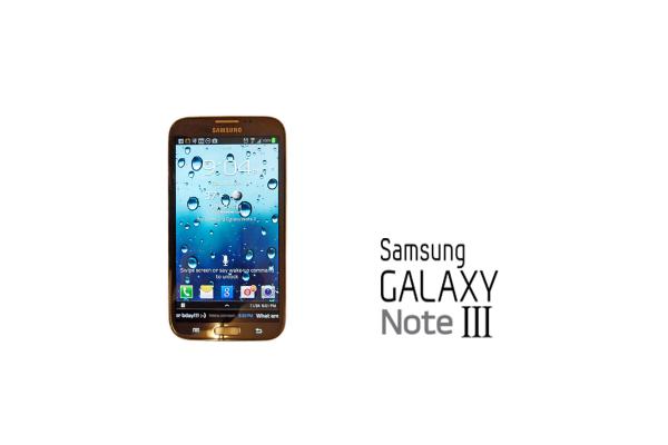 Il 4 settembre uscirà il Galaxy Note 3