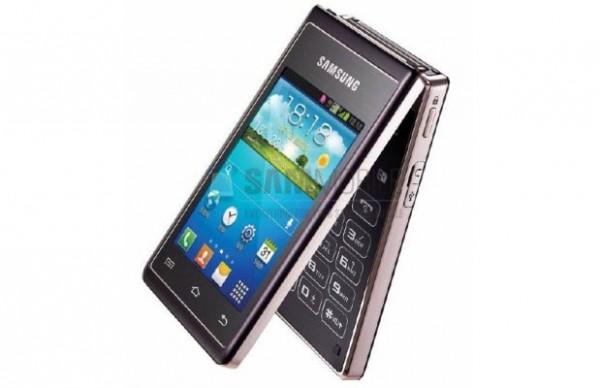Arriva il Samsung Hennessy: ufficiale lo smartphone a conchiglia